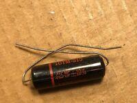 4 Matsushita .015uf 50V Polyester Film Capacitors NOS Guitar Tone Mylar