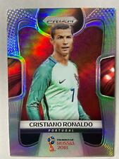 2018 PRIZM WORLD CUP CRISTIANO RONALDO SILVER PRIZM PARALLEL GOAT 🐐 HOT!!!