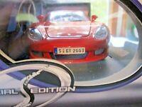 Porsche Carrera GT Red 2003 Maisto Special Edition 1:18 Brand New Unopened Box