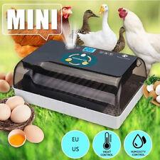 4-35 Eggs Automatic Farm Incubator Brooder Hatcher Chicken Bird Quail Poultry E