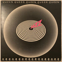 QUEEN JAZZ LP + POSTER EMI UK 1978 1U/1U MATRIX NEAR MINT PRO CLEANED