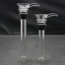 High Quality Various length Glass Downstem Slider Set With Gaskets with O-Rings.