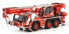 WSI 04-1067 Feuerwehr Berlin Liebherr LTM1050-3.1 Mobile Hydraulic Crane 1/50 MB