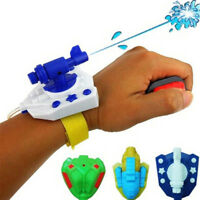 Wrist Water Gun Summer Outdoor Toy Water-Sprinkling Pistol Swim Pool Beach JR
