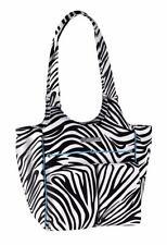 Ariat Womens Mini Carry All Tote Shoulder Bag Zebra Stripe A10012539