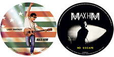 Max-Him ‎ Lady Fantasy / No Escape (Picture Disc)