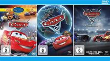 Cars 1+2+3 [DVD] Disney Pixar
