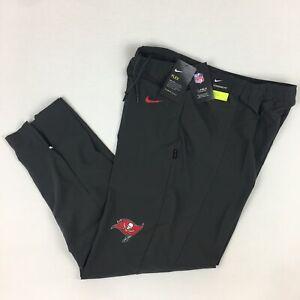 Nike On-Field Apparel Tampa Bay Buccaneers Track Joggers Men's Sz 3XL CW7446-211