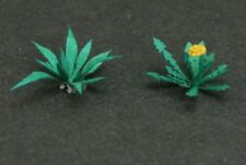 Reality In Scale 1:35 54mm Dandelion 18pc & English Plantain 6pc - Green  #GL051