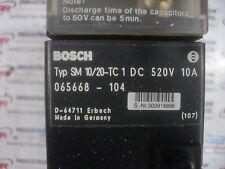 BOSCH SERVO DRIVE  SM10/20-TC1