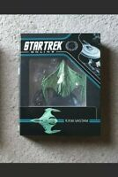 Eaglemoss Star Trek Online Collection Romulan Vastam-class Command Warbird new