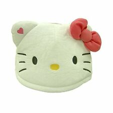 SAZAC Kigurumi Half Cap Sanrio Hello Kitty Cosplay Costume Party Plush Kawaii