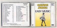 Cd Commenti musicali 2 EASY MUSIC Roberto Anselmi - RAI 1995 Fantasia musicale 2