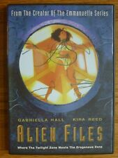 Alien Files Erotic Sci-Fi Movie Dvd Emmanuelle Creator Todd Barron Mti Video