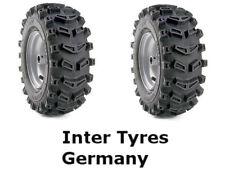 2x 18x8.5-8 P533 18x8.50-8 WANDA Reifen für Schneeräumer Aufsitzmäher NEU