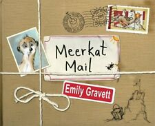 Meerkat Mail by Gravett, Emily Paperback Book The Fast Free Shipping