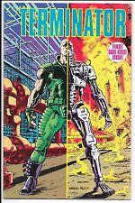 Dark Horse Comic's - The Terminator - Vol 1 #1 Aug 1990