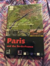 PARIS AND THE ILE-DE-FRANCE- (PC/MAC CD ROM)- NEW AND SEALED