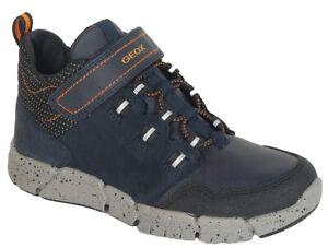 reduzierung Geox Flexyper A ABX ankle boots navy/orange
