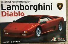 1/24 Lamborghini Diablo - Italeri  / Platz