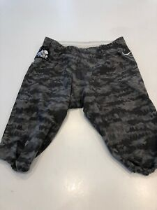 Game Worn Used Nike TCU Horned Frogs Football Pants Size 36