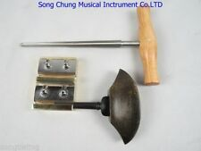 straight flute VIOLIN PEG HOLE REAMER,VIOLin PEG SHAVE , pegs assistant handle