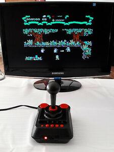 Commodore C64 DTV 2 - Special - Floppy / Joy -1 / Tastaturanschluß / 50+ Games