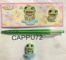 BLABLA+CARTINA POP PIXIE 2  -2012  DC165. Kinder sorpresa