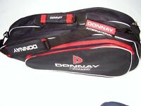 NEW!! DONNAY TENNIS SQUASH BADMINTON RACQUET SPORTS BAG
