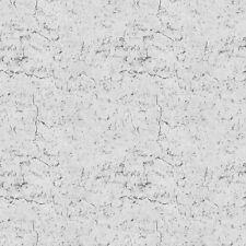 murando 10m x 49cm Selbstklebende 3D Folietapete - Beton, Verputz (f-B-0219-an-a)