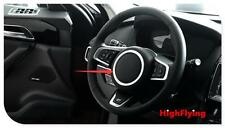 For Jaguar XF X260 2016 Interior steering wheel trim cover ring 1pcs