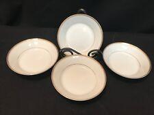 "Brentwood ""ESSENCE"" by Franciscan ~ Set of 4 ~ Dessert Bowls ~ 5 1/2"""