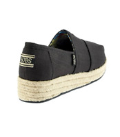 Skechers Bobs Women's Highlights High Jinx black Wedge Shoes PK SIZE, PRE