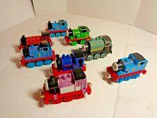 Gullane Thomas and Friends Metal Lot of 8 Locomotive's