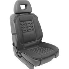Universal Black Lumbar Therapeutic Seat Cushion Comfort Cover Pad for Car-Truck