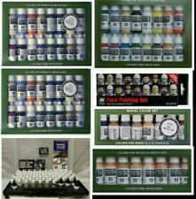 Vallejo Model Color Choose From Range of Different 17ml Hobby Figure Paint Sets