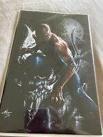 🔥🕸🕷 AMAZING SPIDER-MAN #45 GABRIELE DELL'OTTO VIRGIN Limited Exclusive NM