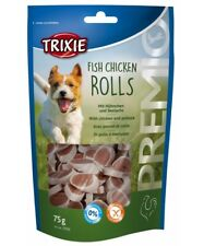 Snacks Dog Fish-Chicken Rolls C/Chicken COD cod31535 g75 Senzaglutine Soft