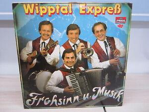 LP / Wipptal Expreß -  Frohsinn und Musik  / Tyrolis  Rec. /  Austria / RAR /