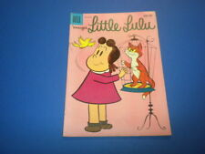LITTLE LULU - MARGE'S #135 Dell Comics 1959 vintage TUBBY