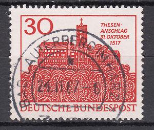 BRD 1967 Mi. Nr. 544 TOP RUND Vollstempel Gestempelt LUXUS (7546)