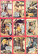 WELCOME BACK KOTTER 1976 TOPPS COMPLETE BASE CARD SET OF 53 TV