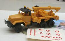 Roco miniatur  modell 1409:  GMC  Kranwagen   (5352)