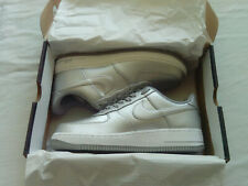 Nike Air Force 1 07 LV8 Metallic Silver / White Size UK 8 (VERY RARE)