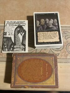 1994 MTG Revised 3rd Edition Deckmaster, 60 Card Deck and Instructions 355-24