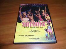 Antonia (DVD, Widescreen 2007) Used Negra Li, Cindy, Leilah Moreno, Quelnyah