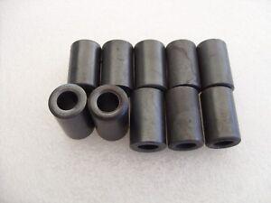 10Stück Ferritring Ferrit-Kern Entstördrossel Kabel-Entstörung 28 x 17 x9mm
