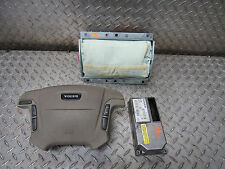 99 00 VOLVO S80 AIR BAG SET