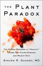 NEW The Plant Paradox By Steven R. Gundry Hardcover Free Shipping