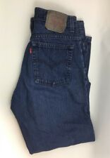 Vtg Women's Levis 577 Sz 10 Jeans Lower Rise Loose Fit Dark Boyfriend